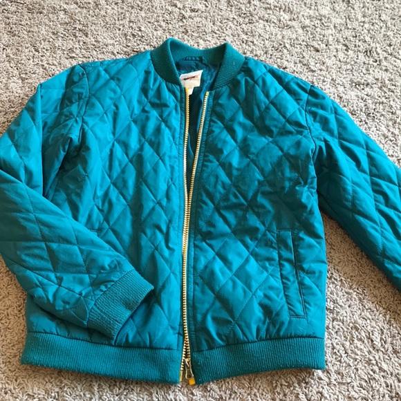 Dino Girls Puffer Jacket size Large